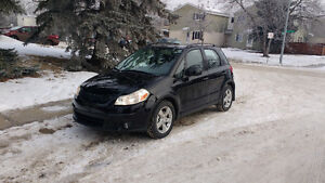 2011 Suzuki SX4 Hatchback, AWD, Excellent Condition!