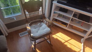 Classic Rocking Chair for sale $120