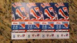 Kitchener Rangers vs Guelph Storm - Jan 20th - 4 tickets
