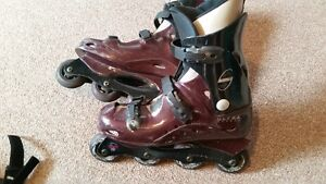 patins a roues alignees ultra wheels