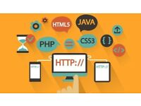 Web developer required