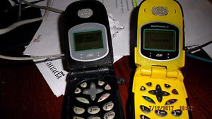 TWO i530 motorola cell phones