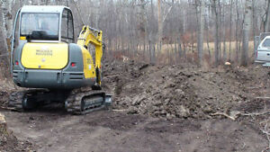 **SKIDSTEER SERVICES***EXCAVATIONS - HAULING Strathcona County Edmonton Area image 1