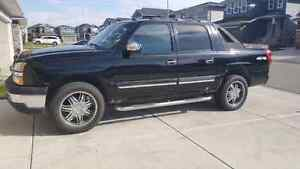 2006 Chevy Avalanche 1500 4X4