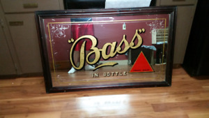 BASS mirror (beer brand)