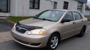 Toyota corolla 2006 à vendre
