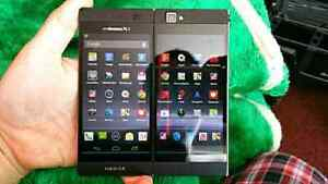 Sell or Trade DualScreen Android NEC N05E (BROKEN SIMCARD TRAY)