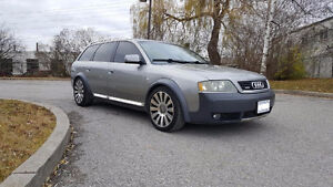 Audi Allroad 2.7 Twin Turbo 6spd Loaded AWD
