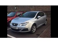 "Seat Ibiza 1.4 TDi ""!! FREE ROAD TAX --- 74 MPG !!! --- LONG MOT !!"""