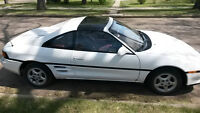 1991 Toyota MR2 LHD Coupe