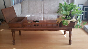 Coffee table 1970s