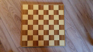 High Quality Italian Maple Chess Board