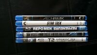 5 Blu-Rays for Sale