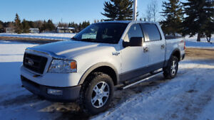2005 F150 FX4 for sale