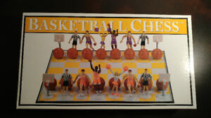 Basketball Chess - Never Been Used and In Perfect Condition
