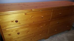 TWO DRAWER CHESTS