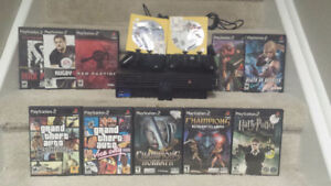 Two Great Playstation 2 Bundles for Sale/Trade Two Controllers!!
