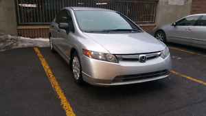 2009 HONDA CIVIC AUTOMATIC ONLY 87KM SAFETY AND E-TESTED