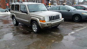 2006 Jeep Commander Limited 4x4 V8 SUV