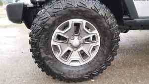 """35"""" Goodyear MT/R Kevlar Tires for Sale!"""