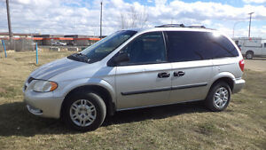 05 Caravan - auto  - LOADED - A/C - NEW TIRES - ONLY 95,000KMS
