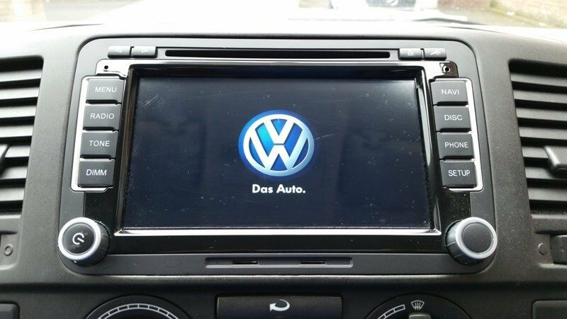 Brand New Vw Sat Nav Android Bluetooth Car Stereo Dvd Golf Mk5 Mk6 Rhgumtree: Vw Volkswagen Golf Mk5 Radio At Gmaili.net