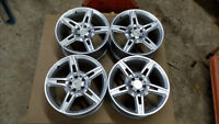 "Like New Mercedes 18""  RSSW alloy  Rims"