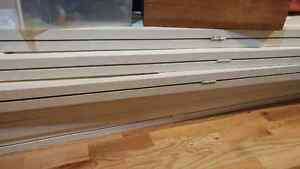 6 sets Bi-fold Closet Doors $10 each or $50 for all