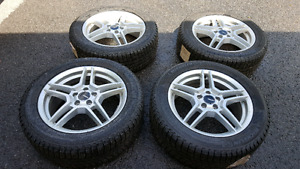 Michelin 205/55R16 tires for sale