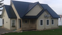 Finnway metal roofing and siding
