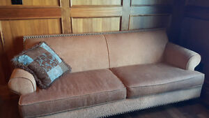 Moving Sale: Pier One Couch