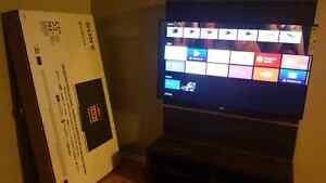 Sony x850d 4k hdr android smart led tv (brand new box opened)