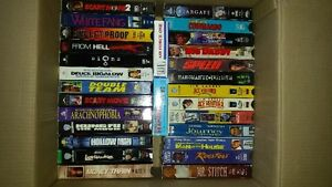 Misc VCR Movies West Island Greater Montréal image 1