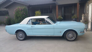 1965 Ford Mustang from California
