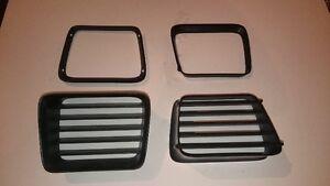 2005-2009 Saleen Mustang Vented Headrest Panels