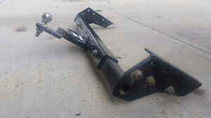 Adjustable Tow Hitch