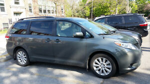2014 Toyota Sienna - Great Condition, Low Mileage