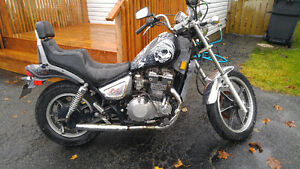 2 MOTORCYCLES FOR SALE