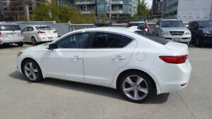 2013 Acura ILX NAVIGATION TECH LEATHER SUNROOF - $16000