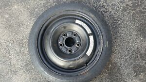 Honda civic OEM Good year spare tire and wheel (5 Bolt) and Jack