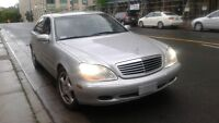 2000 Mercedes-Benz S-Class S500 Fully loaded Certified