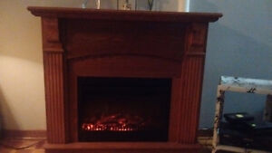 Fireplace reduced 60$