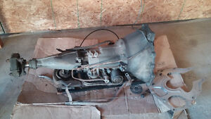 Ford C3 Automatic Transmission