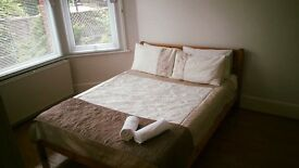For rent double room at Willesden Green with all bills included.