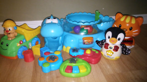 Toy lot