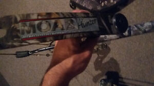 Martin Compound Bow MOAB Hunter