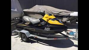 Seadoo RXT 215 Supercharged - 2007 - 3 Seater - PERFECT CONDITION Coogee Eastern Suburbs Preview