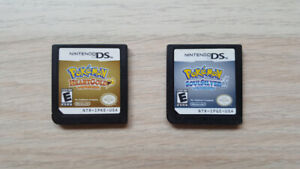 Pokemon Soul Silver for DS & 3DS