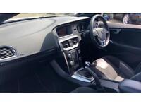 2017 Volvo V40 T3 R-Design Nav Plus Manual W. Manual Petrol Hatchback