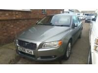 2008 Volvo S80 2.4 D SE 2007.5 4dr Geartronic SALOON Diesel Automatic